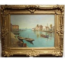"""Tableau """"Venise"""""""
