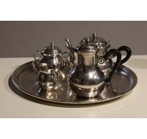 Service à thé et café GALLIA de CHRISTOFLE