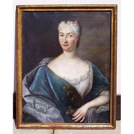 peintures tableau portrait femme moinat sa antiquit s d coration. Black Bedroom Furniture Sets. Home Design Ideas