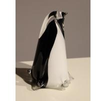 Pingouin en verre de Murano