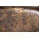 Vide-poche agrémenté d'une truite signé REUSSNER