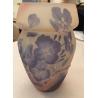Vase à double renflement signé GALLÉ
