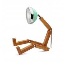 Lampe Mr. Watson Vert Tiffany