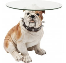 Table d'appoint Visible Watching Bulldog
