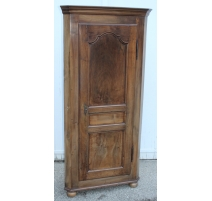 Encoignure, porte d'armoire ancienne