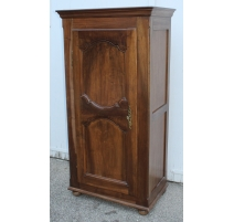 Bonnetière, porte d'armoire ancienne