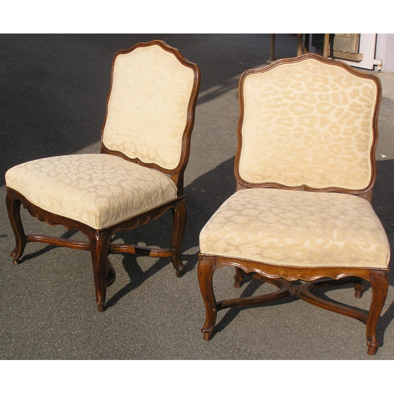 paire de chaises louis xv sur moinat sa antiquit s. Black Bedroom Furniture Sets. Home Design Ideas