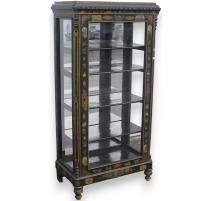 Napoleon III display cabinet,