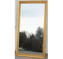 Miroir Empire doré