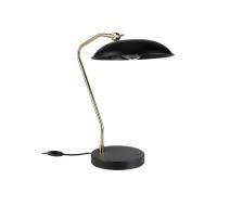 """Lampe de bureau """"Liam"""" coloris noir"""