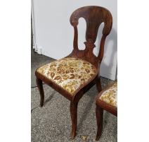 Chaise gaufrée d'Yverdon