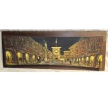 Tableau pannoramique Tour d'horloge à Berne