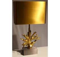 Lampe Corail par Jacques Charles