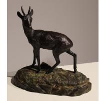 Bronze Daguet signé RASEC