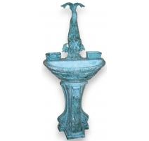 Petite fontaine vénitienne.