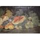 """Paire de tableaux """"Natures mortes aux fruits"""""""