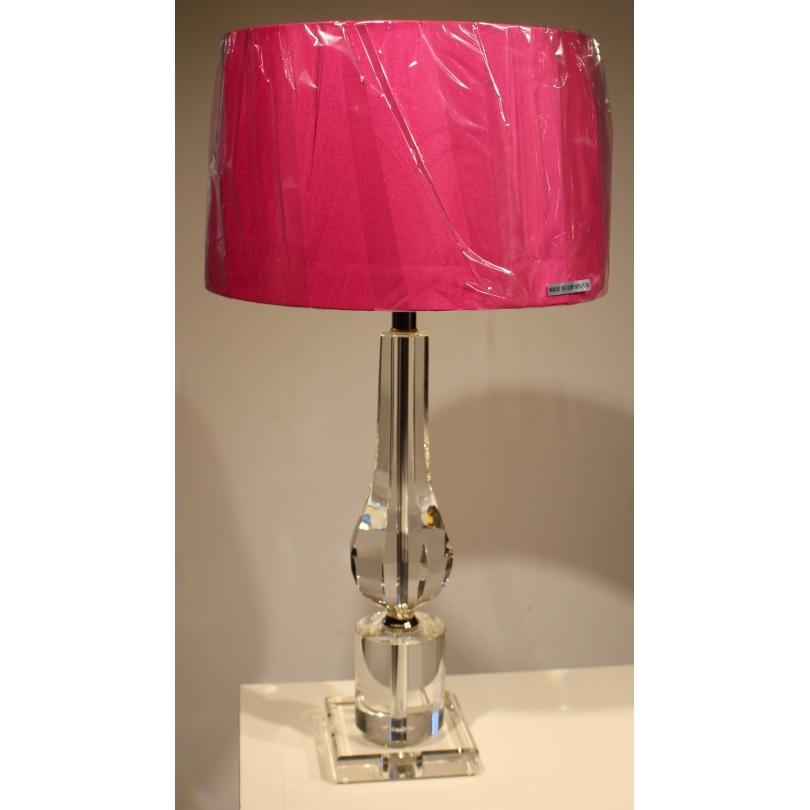 """Lampe """"Alodie"""" en cristal"""