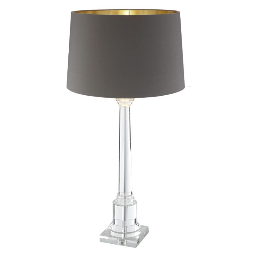 "Lampe Colonne ""Aliz"" en cristal"