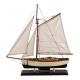 Maquette de voilier Yacht Classique 1930