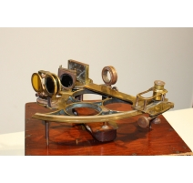 Sextant par H. Hughes & Son's LTD. London