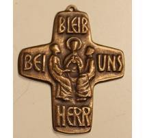 """Plaque décorative """"Bleib bei uns Herr"""""""