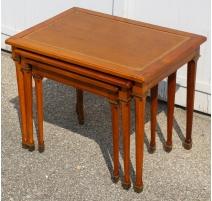 "Tables gigognes ""Ingrannes"" style Directoire"