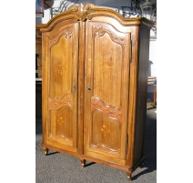 Armoire fribourgeoise.
