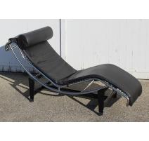 Chaise longue dans le gout du LC4