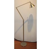 Lampe modèle Denver avec réflecteur, nickelée
