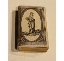 """Livre """"Almanac de Gotha pour l'année 1804"""""""