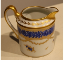 Pot à crème en porcelaine de Nyon par TERRIBILINI