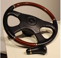 Volant et pommeau Audi modèle VICTOR