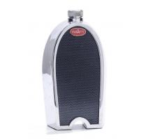 Flasque à alcool en forme de radiateur Bugatti