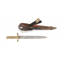 Glaive suisse à poignée type 1831