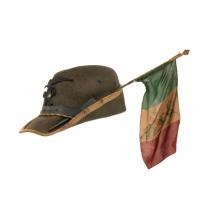 Chapeau de chasseur alpin italien