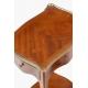 Paire de tables de salon style Louis XV