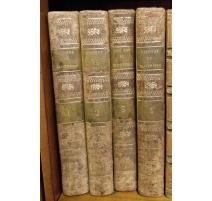 "Livres ""Histoire du Bas-Empire"" 4 Tomes"