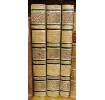 "Livres ""Buchanan's History of Scotland"" 3 Tomes"