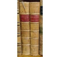 "Livres ""Robinson Crusoe"" 2 Tomes"