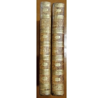 """Buch """"Travels of Mirza Abu Taleb Khan"""", 2 Bände"""
