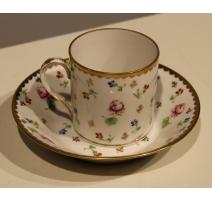 Tasse et sous-tasse de Nyon
