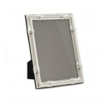 """Frame photo """"Bamboo"""" silver"""