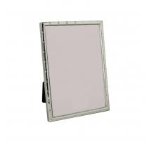 "Frame photo ""Roseau"" silver"