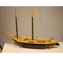 """Maquette de bateau """"Le Neptune"""""""