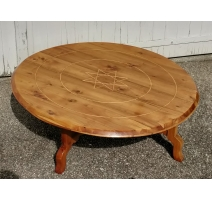 Table basse ronde Marocaine