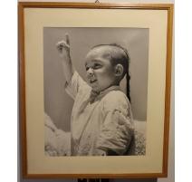 """Photographie """"Portrait d'un Jeune marocain"""""""