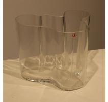 Vase par Alvar Aalto pour IITTALA