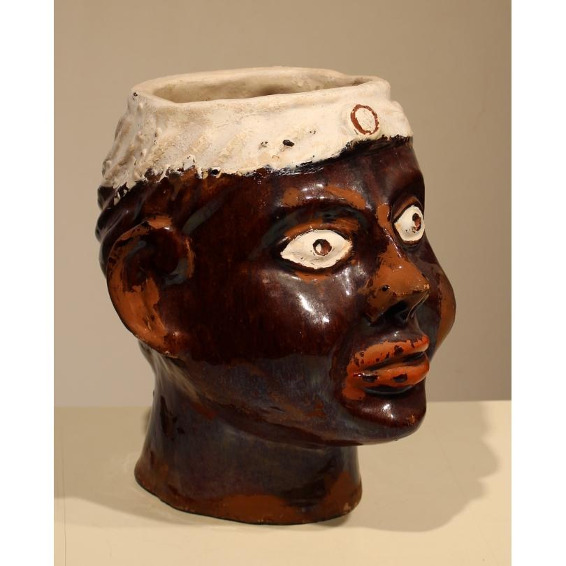Cache-锅形摩尔人的头