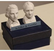Salz & Pfeffer aus biskuit, Schiller & Goethe