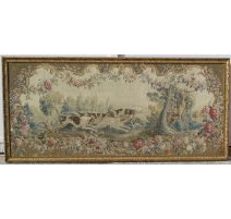 Tapestry Louis XV hunting